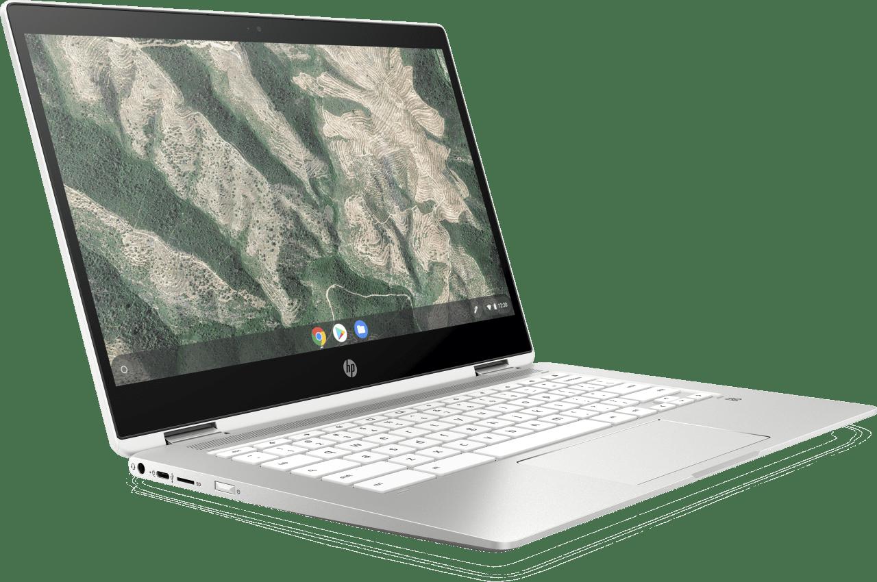 Natural Silver HP Chromebook 14b-ca0250ng.4
