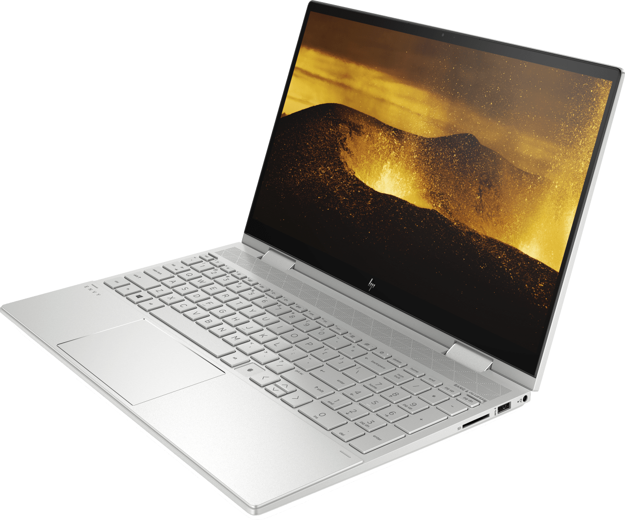 Natural Silver HP Envy x360 15-ed0272ng Convertible - Intel® Core™ i7-1065G7 - 12GB - 512GB PCIe - Intel® UHD Graphics.4