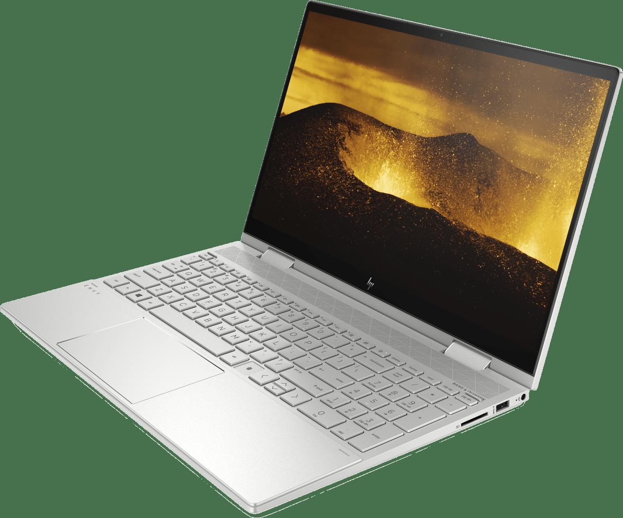 Natural Silver HP Envy x360 15-ed0272ng 2in1 - Intel® Core™ i7-1065G7 - 12GB - 512GB PCIe - Intel® UHD Graphics.4