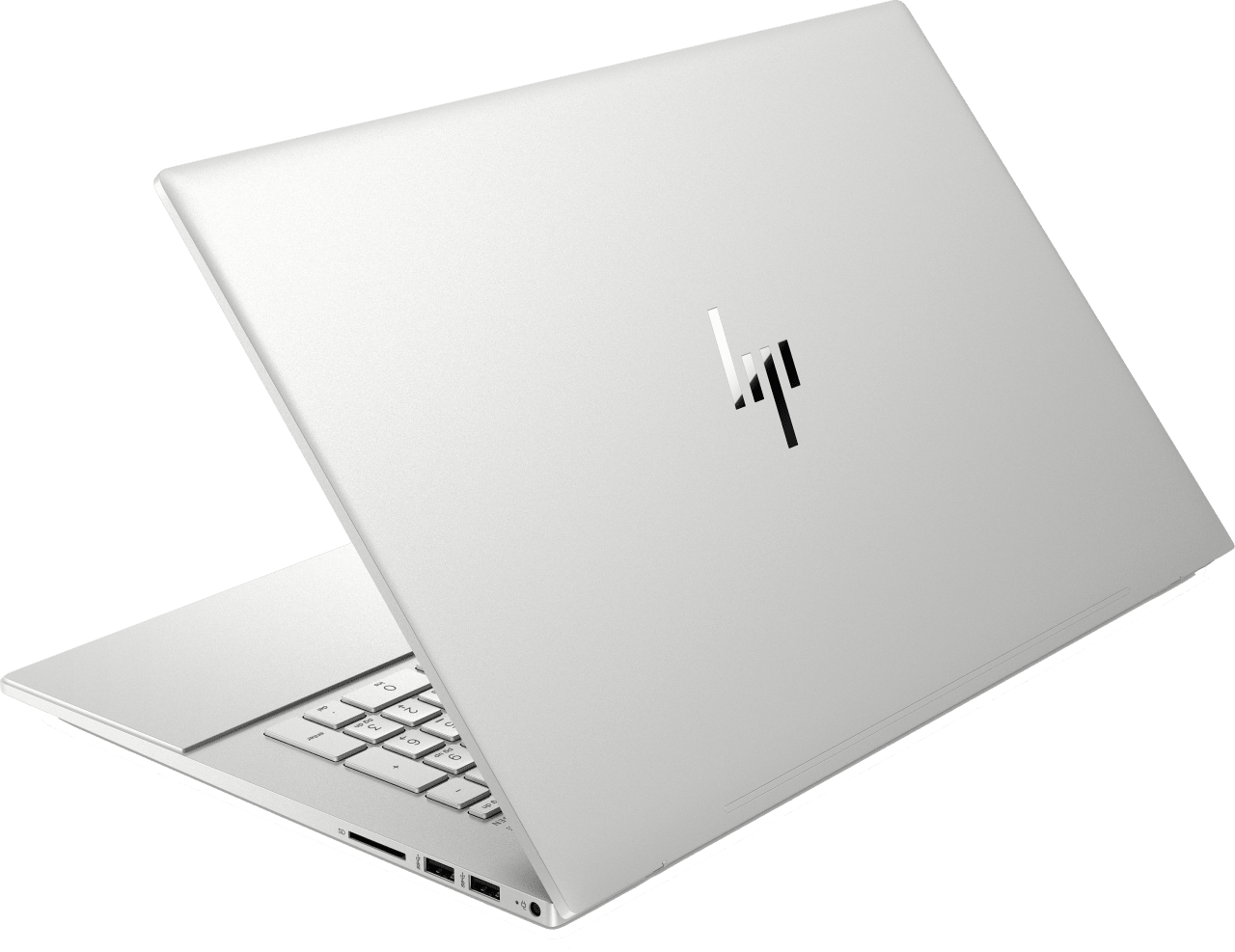 Natural Silver HP Envy 17-cg0001ng Laptop - Intel® Core™ i5-1035G1 - 16GB - 512GB PCIe - NVIDIA® GeForce® MX330.4