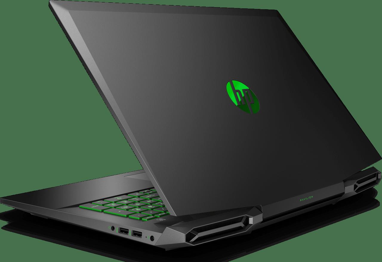 Shadow Black / Acid Green HP Pavilion Gaming 17-cd1232ng.2