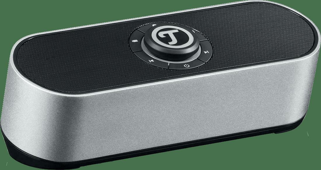 Silver Teufel Bamster Pro Bluetooth Speaker.1