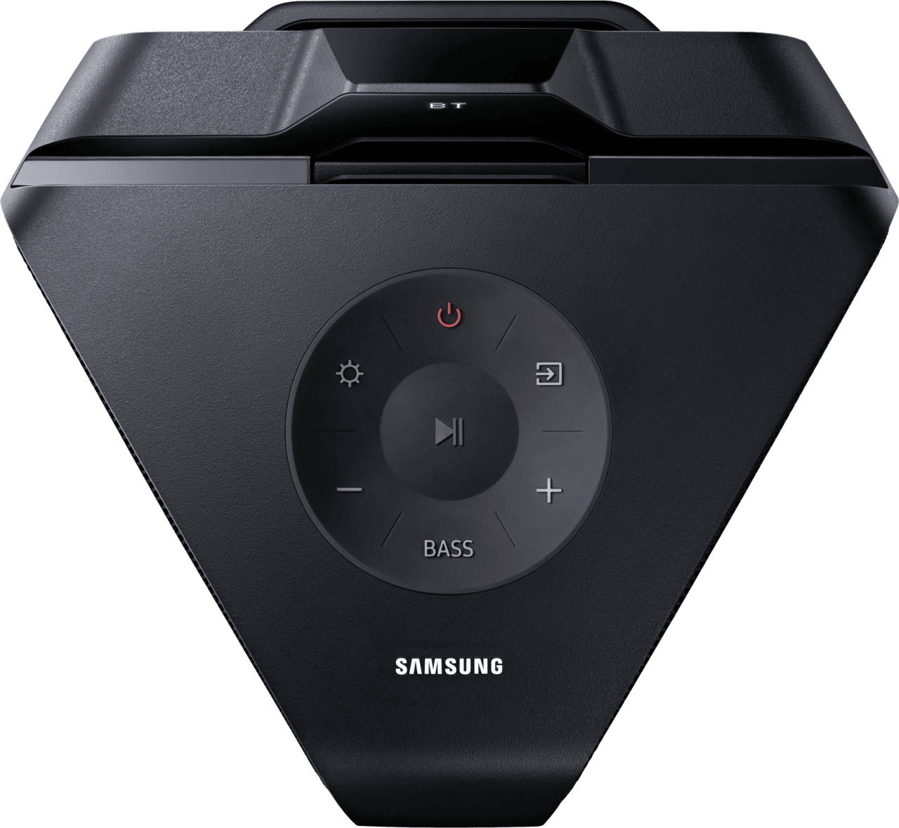 Black Samsung MX-T70 / ZG Bluetooth Speaker.2