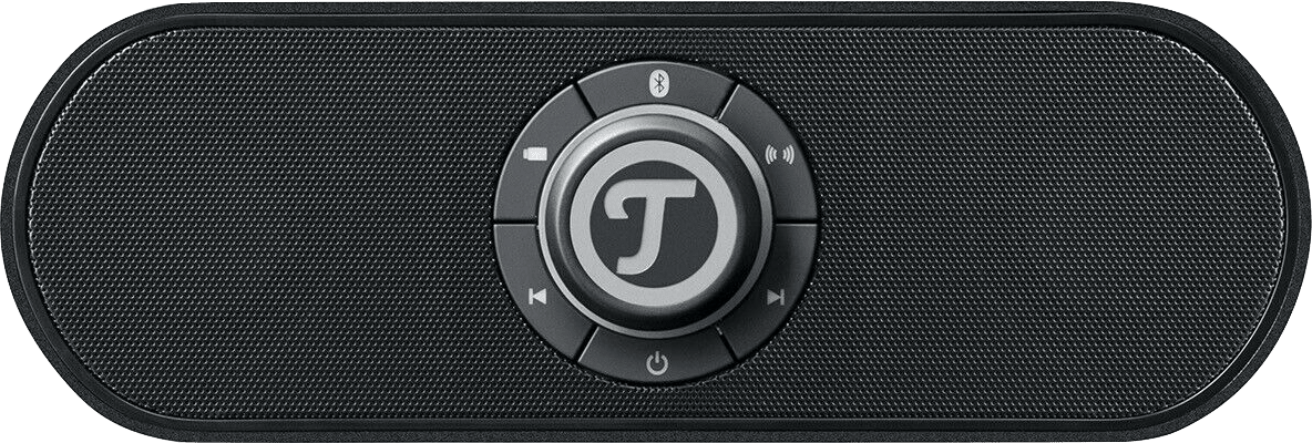 Silver Teufel Bamster Pro Bluetooth Speaker.3