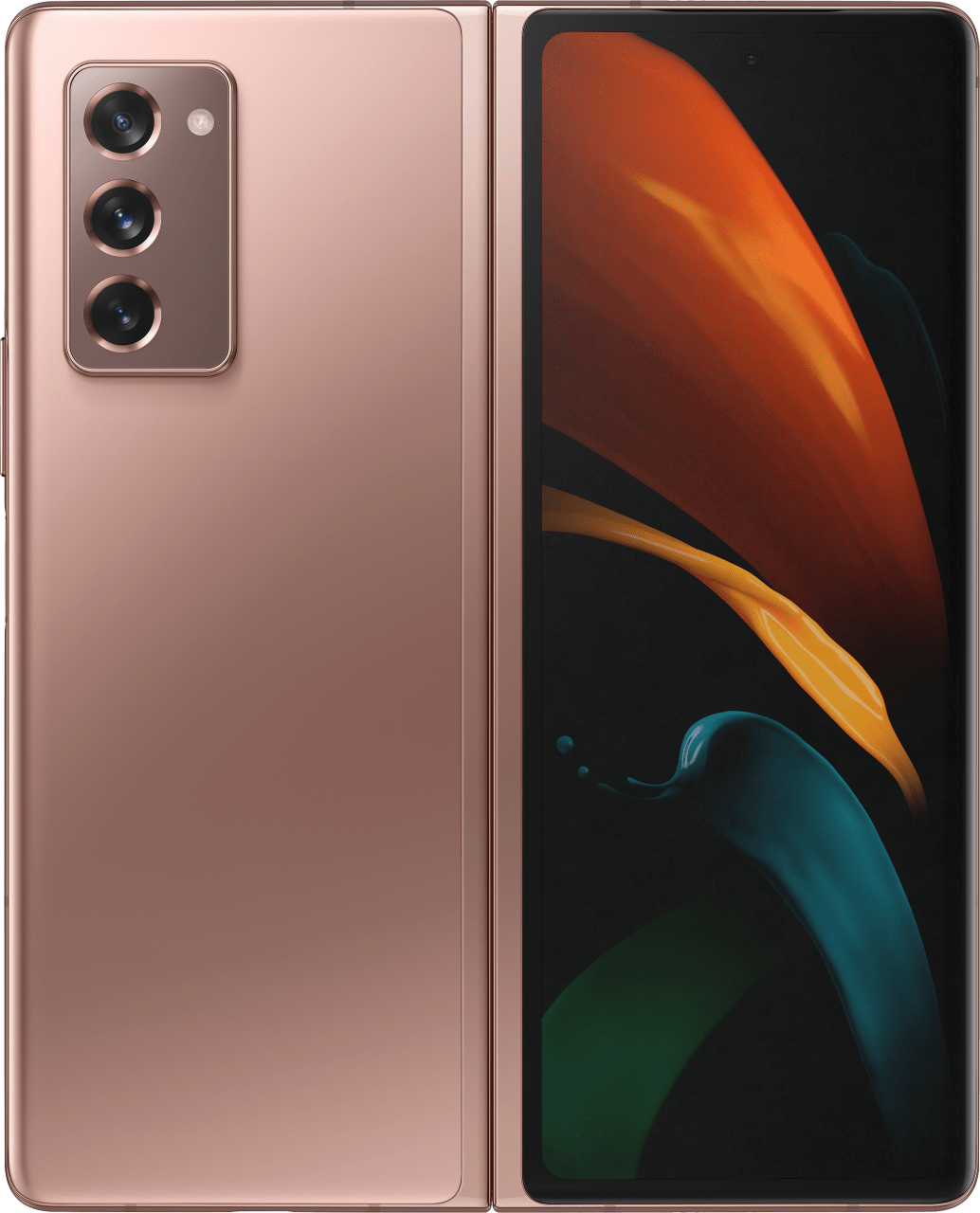 Bronze Samsung Galaxy Z Fold 2 256GB.3