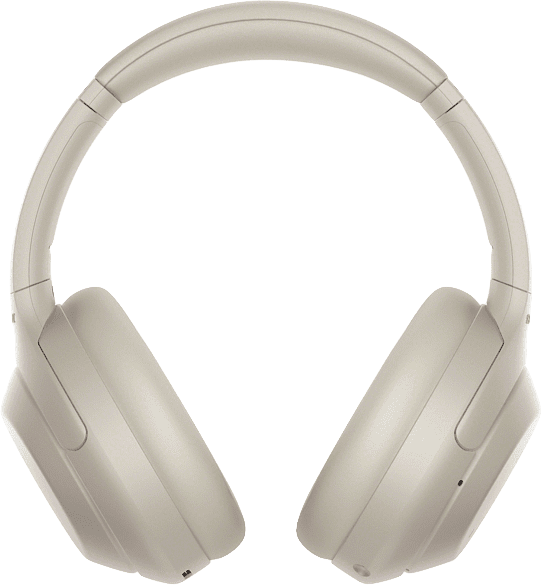 Silber Sony WH-1000 XM4 Noise-cancelling Over-ear Bluetooth Headphones.2