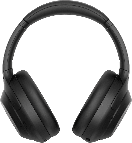Schwarz Sony WH-1000 XM4 Noise-cancelling Over-ear Bluetooth Headphones.2