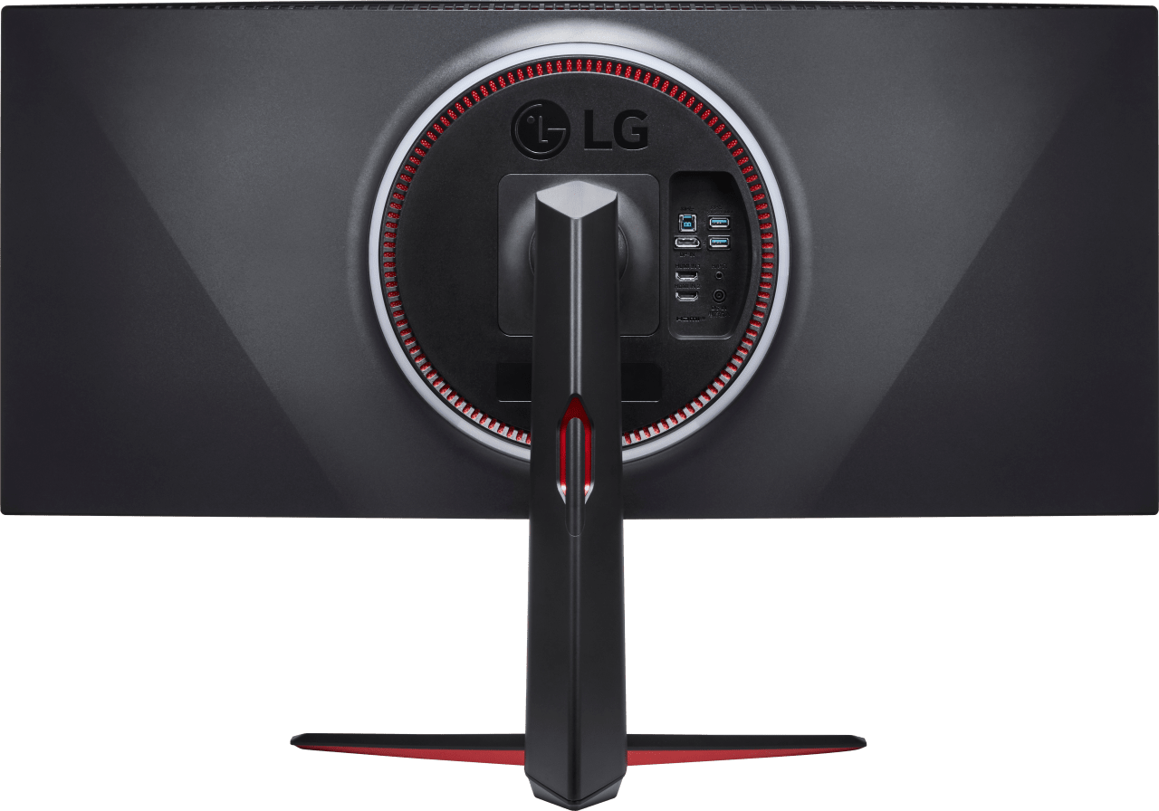 "Mate Black LG - 38"" Curved UltraGear™ 38GN950.2"