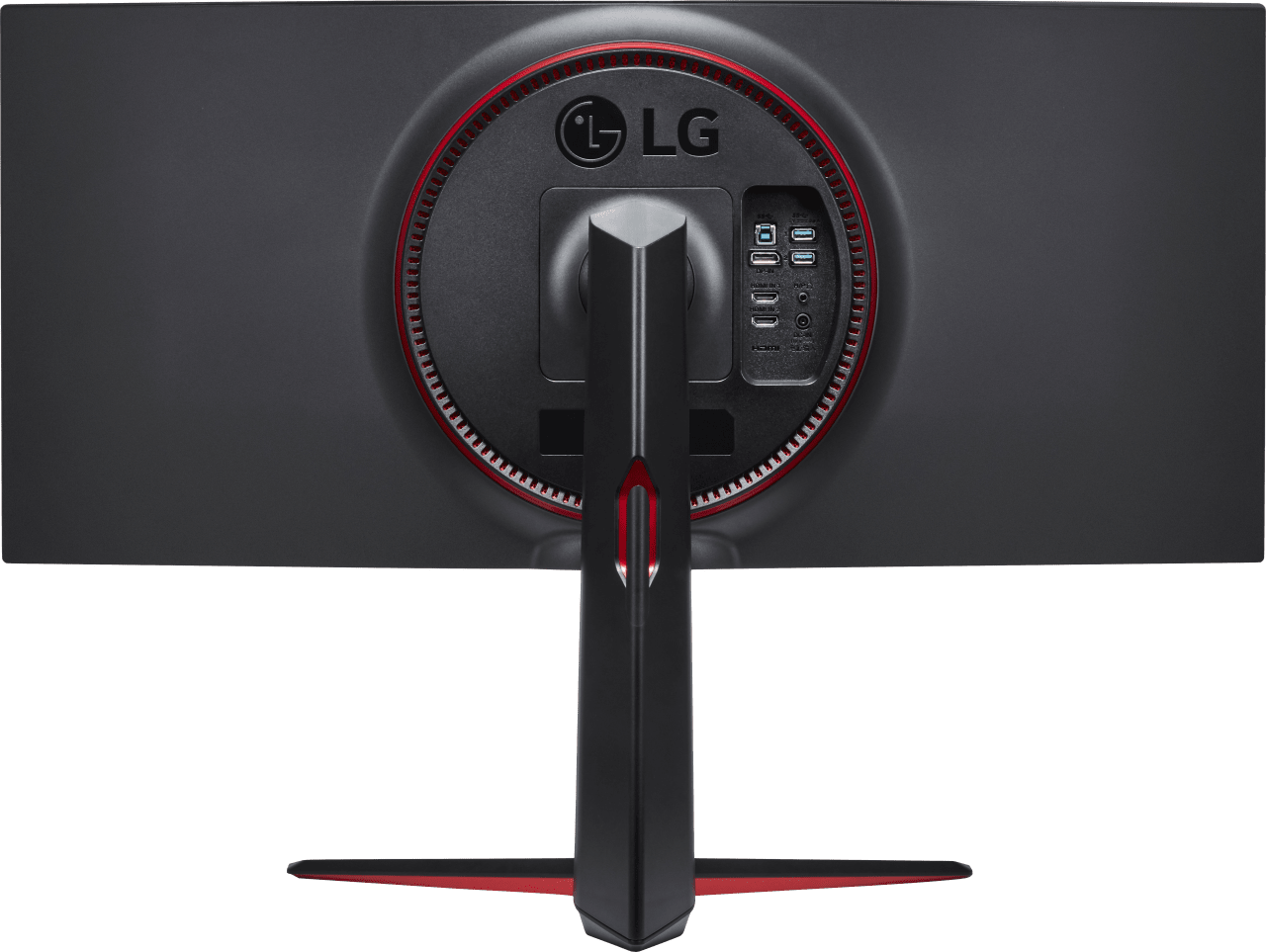 "Mate Black LG - 34"" Curved UltraGear™ 34GN850.4"