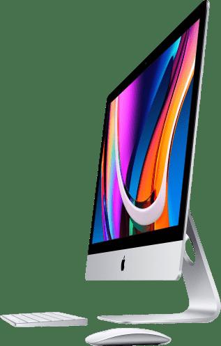 "Silver Apple 27"" iMac Retina 5K (Mid 2020).2"