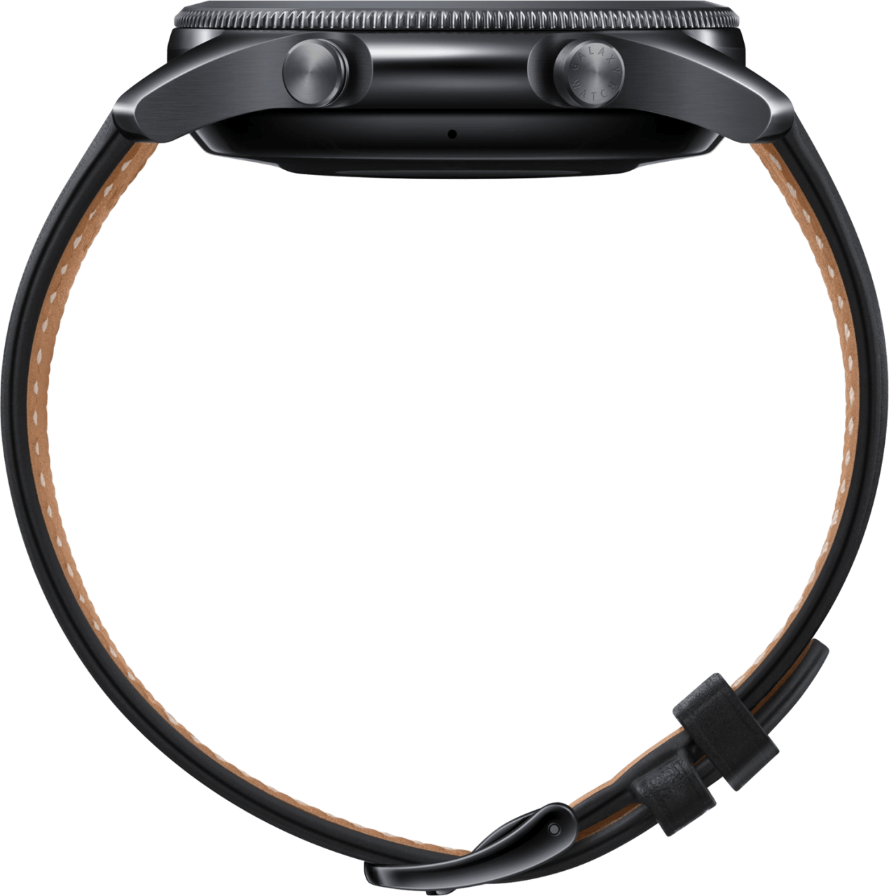 Mystic Black Samsung Galaxy Watch 3, 45mm.4