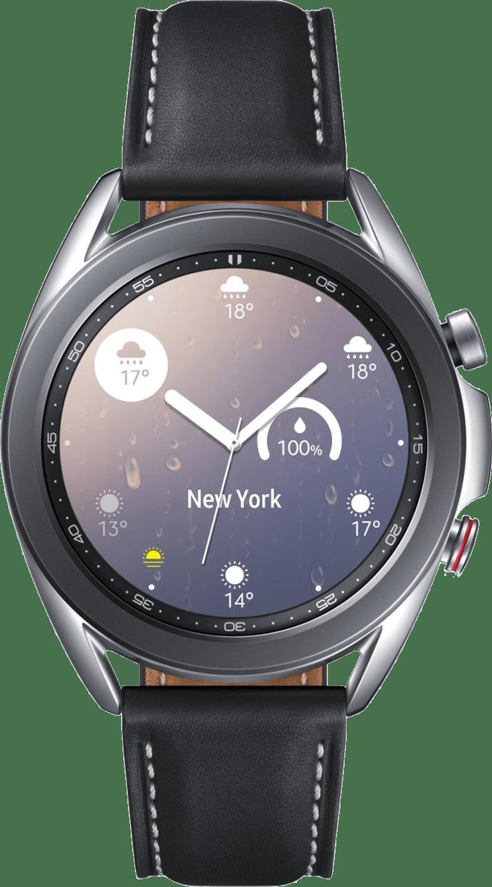 Mystic Silver Samsung Galaxy Watch 3 (LTE), 41mm.2