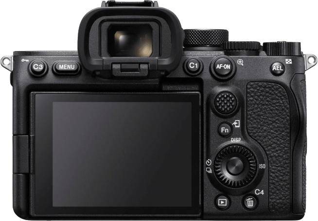 Black Sony Alpha 7S Mark III Body.5