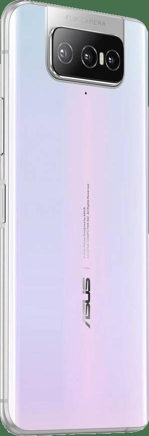 Pastel White Asus Zenfone 7 Pro 256GB.4