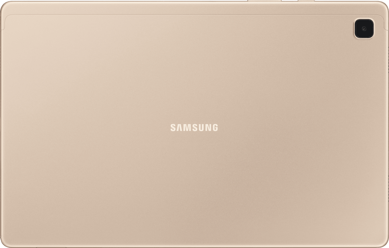 Gold Samsung Tablet Galaxy Tab A7 (2020) - 4G - Android™ 10 - 32GB.4