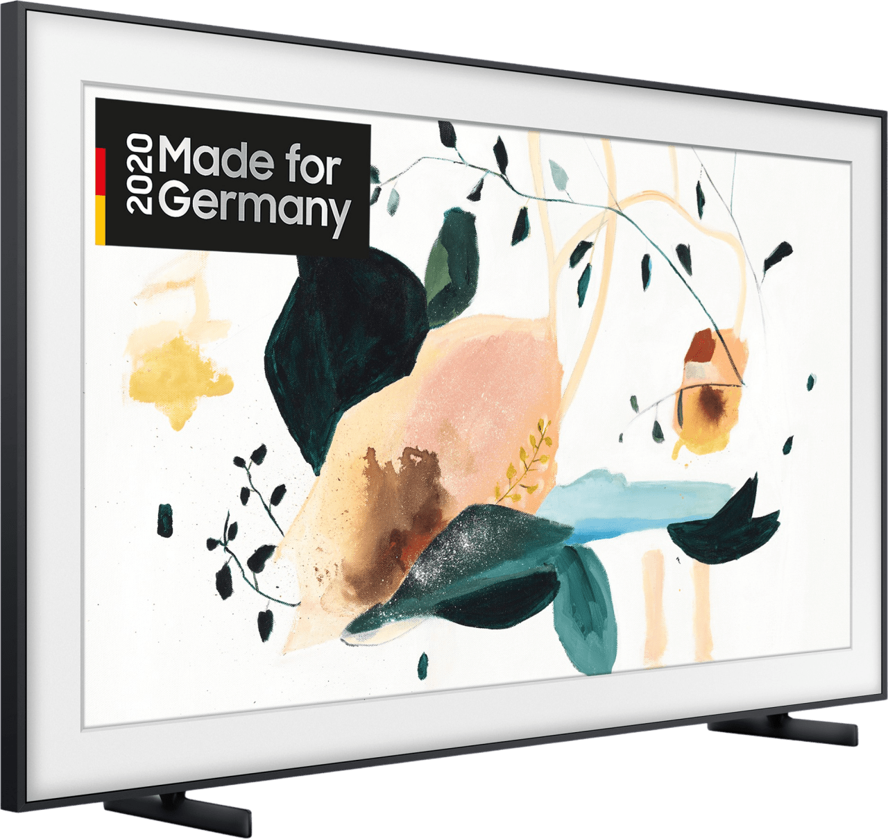 "Black Samsung TV 55"" The Frame.2"