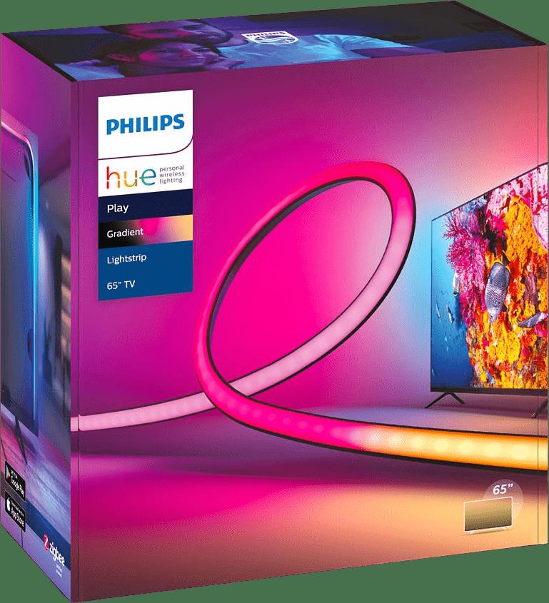Black Philips Hue Play Gradient Lightstrip (65-inch).2