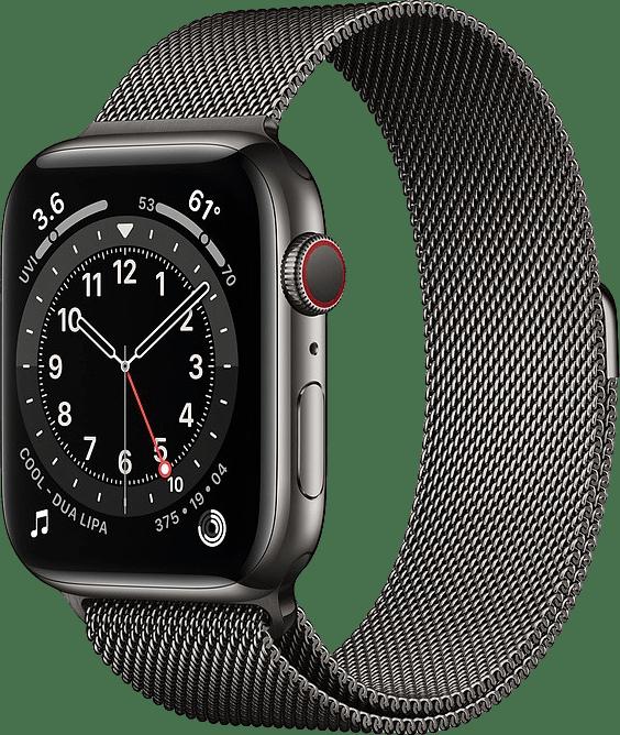 Graphit Apple Watch Series 6 GPS + Cellular , 44mm.1