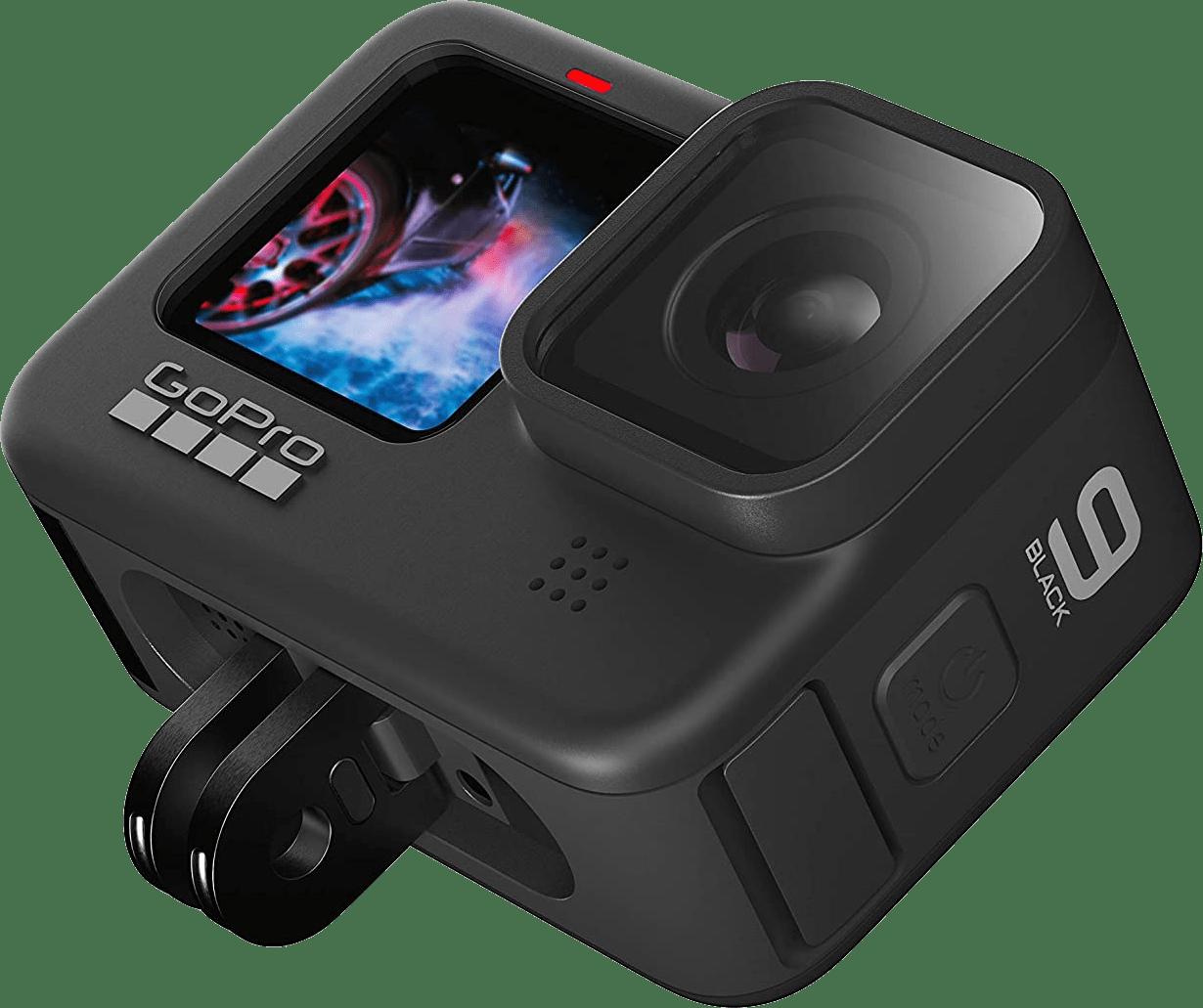 Black GoPro Hero9.2
