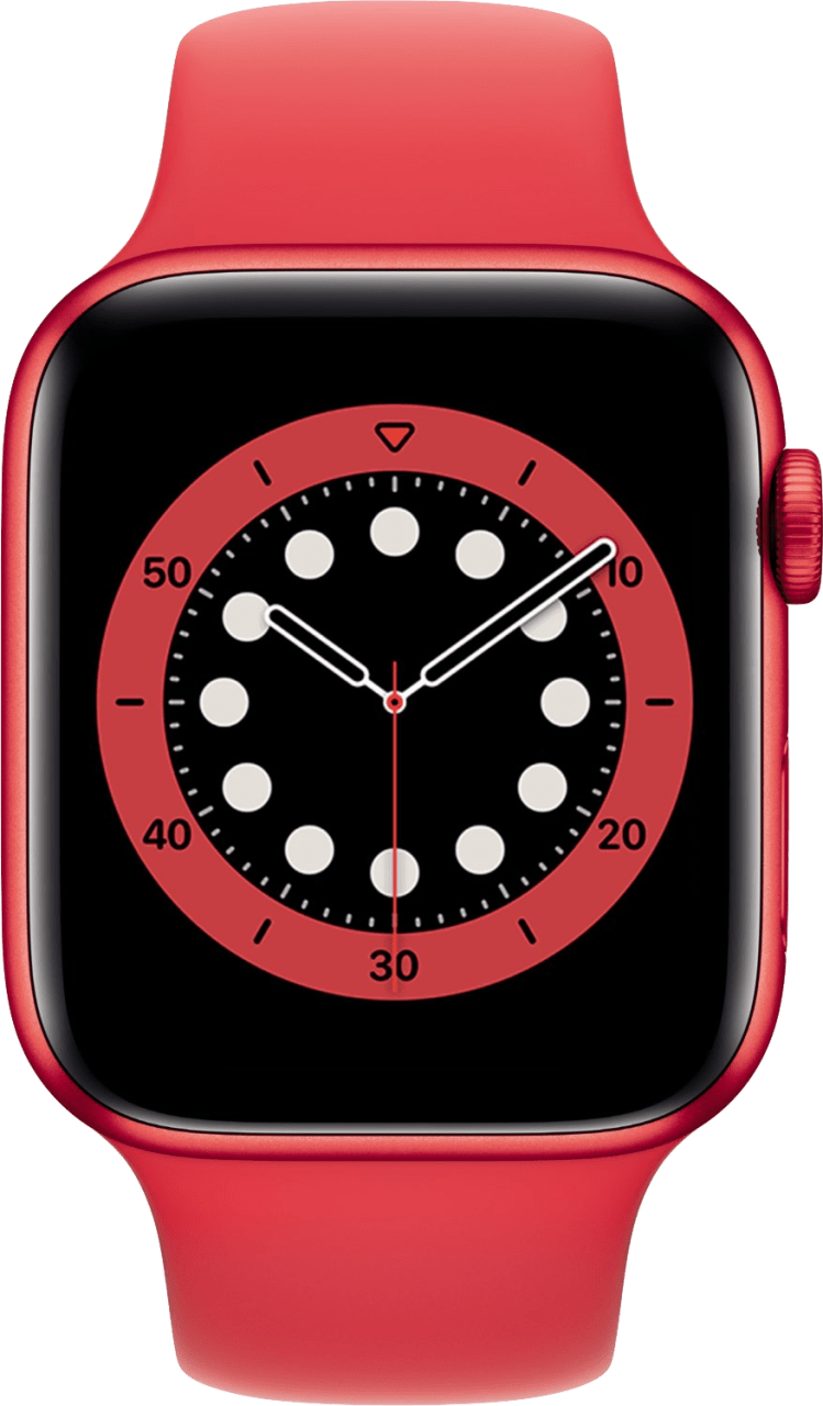 Red Apple Watch Series 6 GPS, 40mm.2