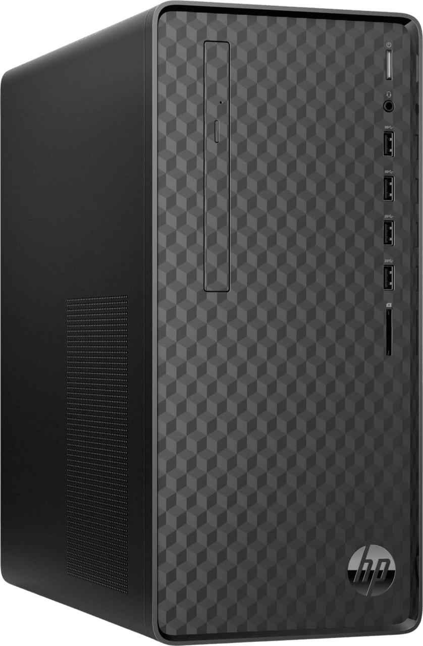 Jet black HP Pavilion M01-F1006ng Mini PC - Intel® Core™ i3-10100 - 8GB - 256GB SSD - Intel® UHD Graphics.2
