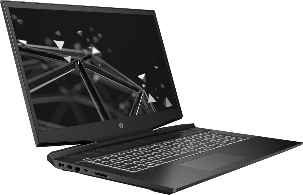 Shadow Black HP Pavilion Gaming 17-cd1515ng - Gaming Laptop - Intel® Core™ i7-10750H - 16GB (DDR4) - 1TB PCIe - NVIDIA® GeForce® RTX™ 2060 Max-Q (6GB).2