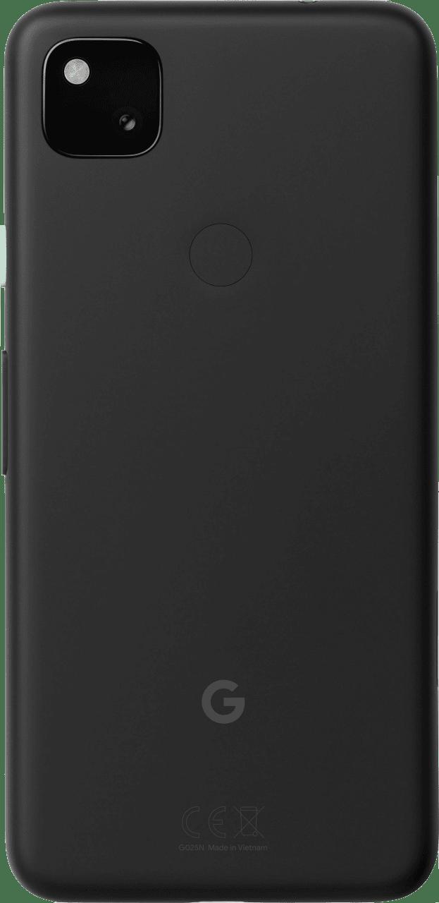 Just Black Google Pixel 4a 128GB.3