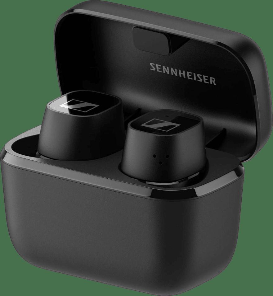 Schwarz Sennheiser CX 400BT Noise-cancelling In-ear Bluetooth-Kopfhörer.3