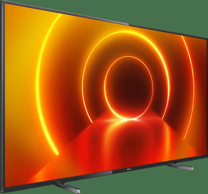 """Grey Philips TV 55"""" PUS7805.2"""