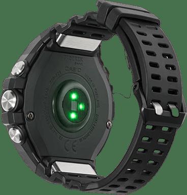 Rojo / ] Casio Pro Trek Smart WSD-F21 GPS Sports watch.4