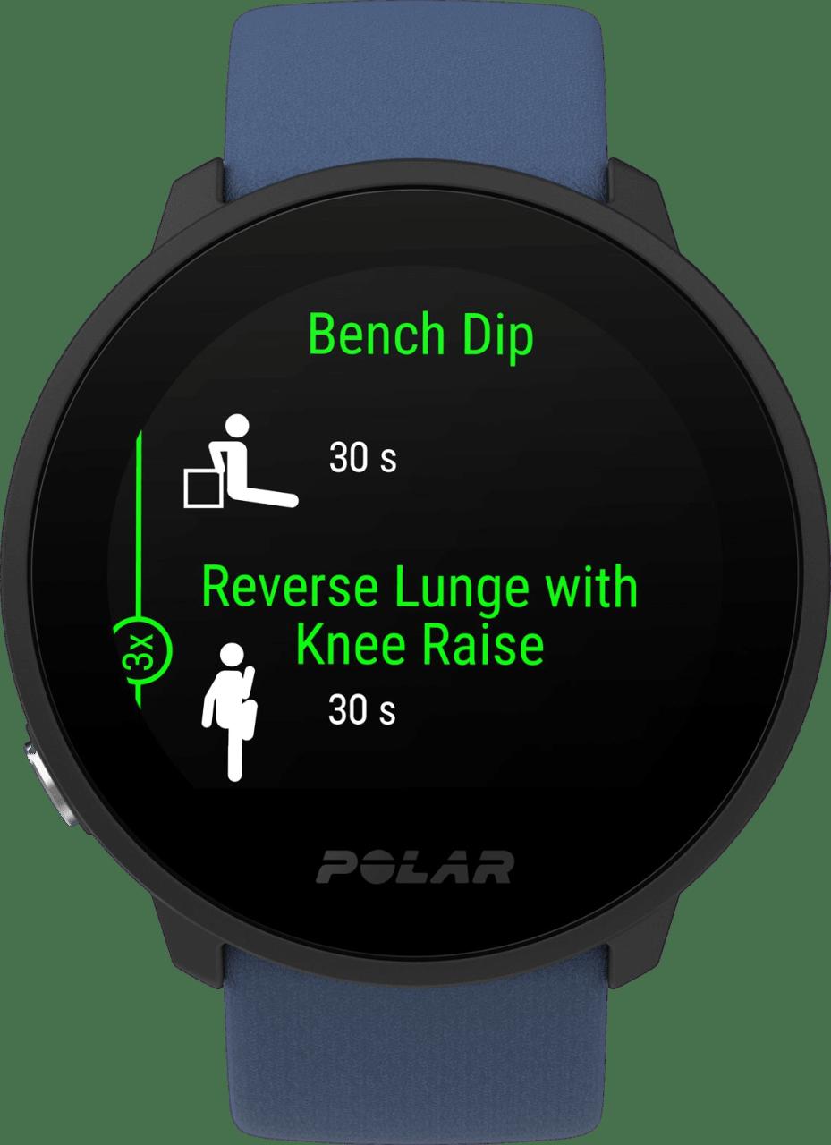 Blue Polar Unite GPS Sports watch.2