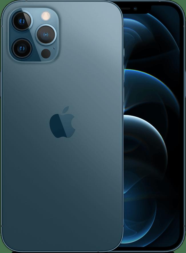Pacific Blue Apple iPhone 12 Pro Max - 128GB - Dual Sim.1