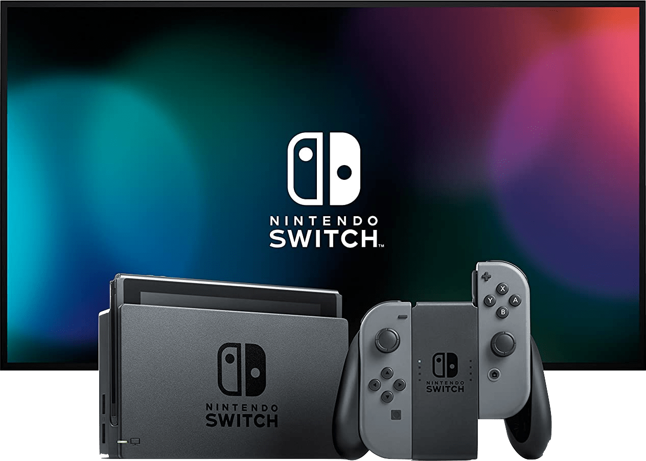 Grau Nintendo Switch (2019 Edition).1