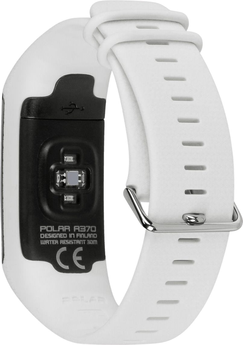 Blanco Polar A370 Activity Tracker, M/L.3