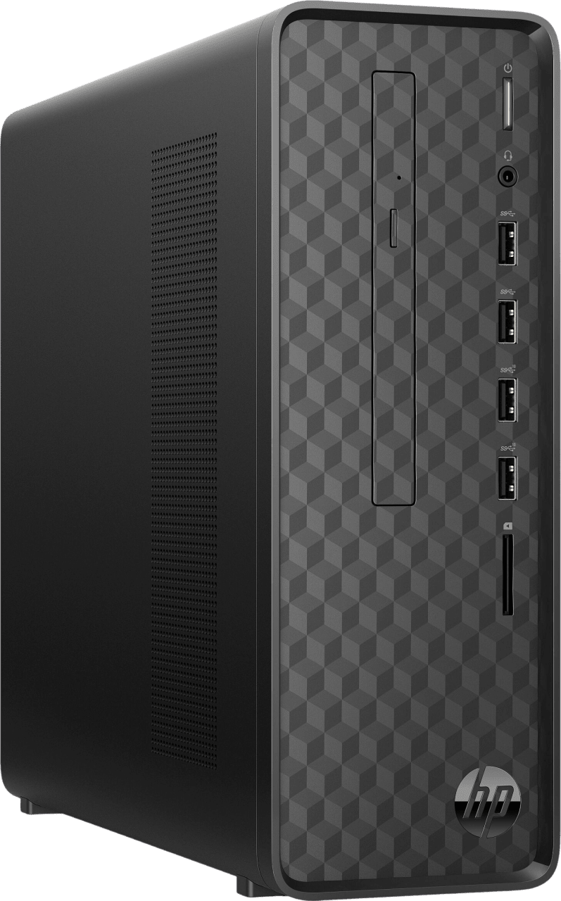 Jet Black HP Slim Desktop S01-pF1003ng.2