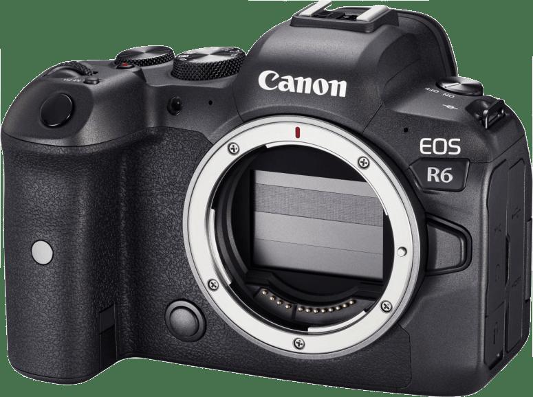 Black Canon EOS R6 Body.1