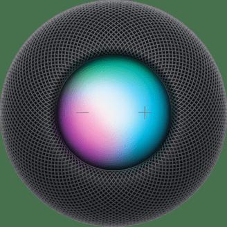 Space grau Apple HomePod mini.2