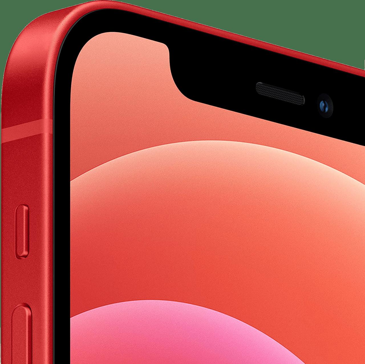 (Product)Red Apple iPhone 12 mini 128GB.3