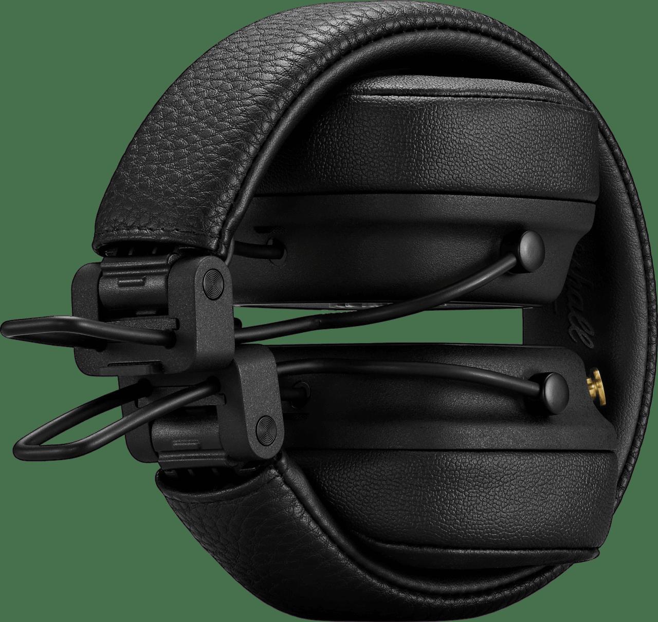 Schwarz Marshall Major IV On-ear Bluetooth Headphones.3