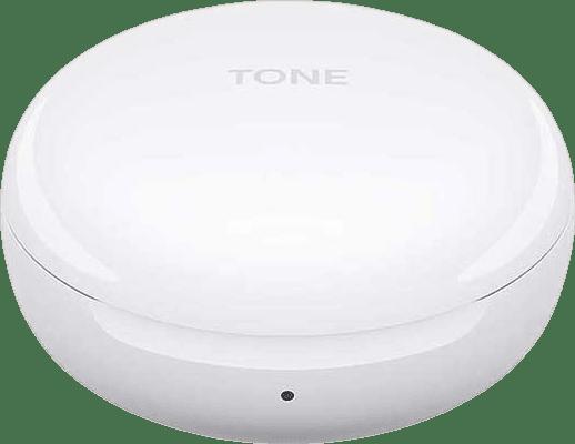 White LG TONE Free HBS-FN4.4