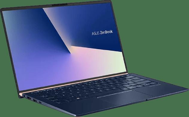 Royal Blue Asus ZenBook 14.2