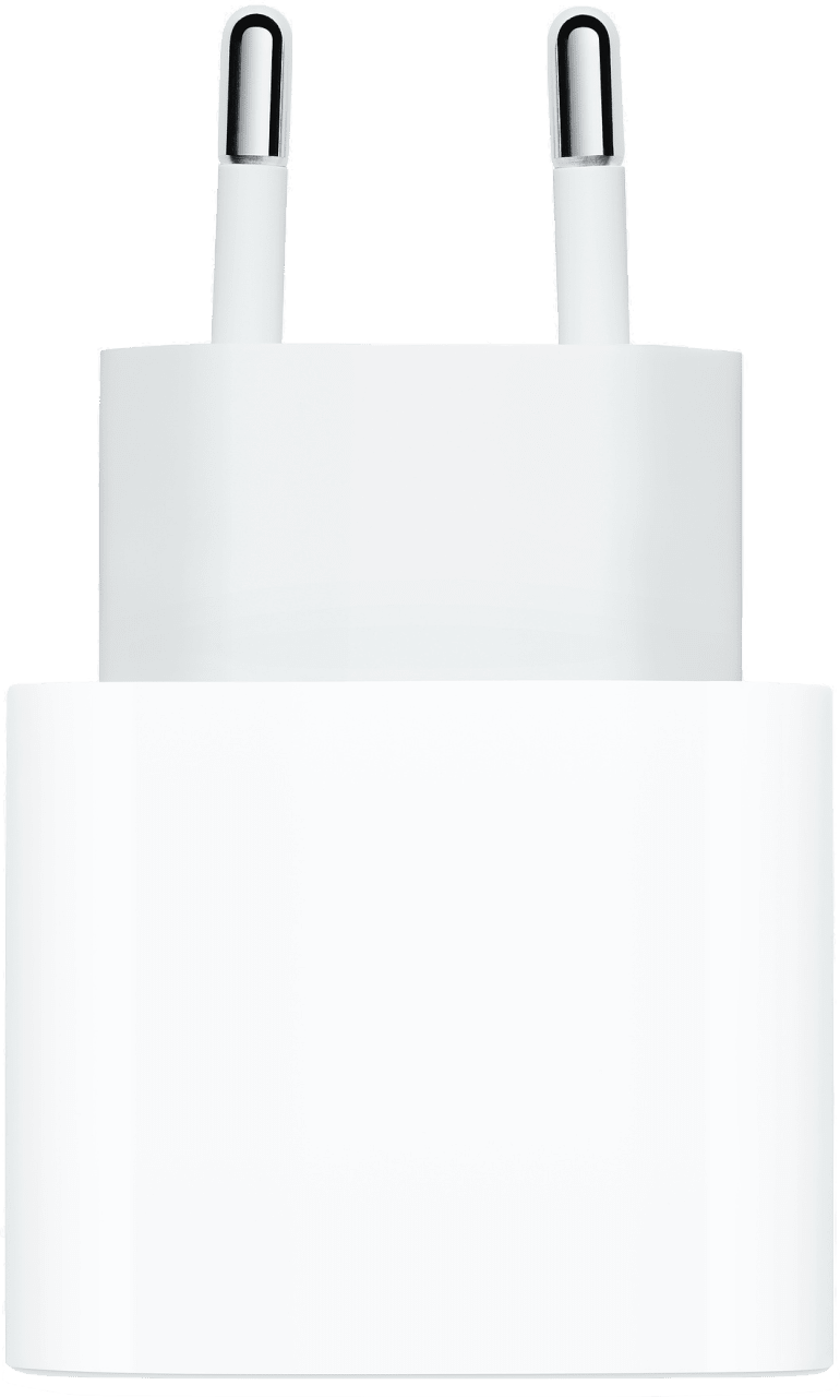 White Apple USB-C Power Adapter.3