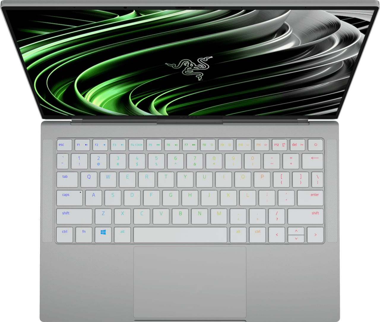 Mercury White Razer Book 13.2