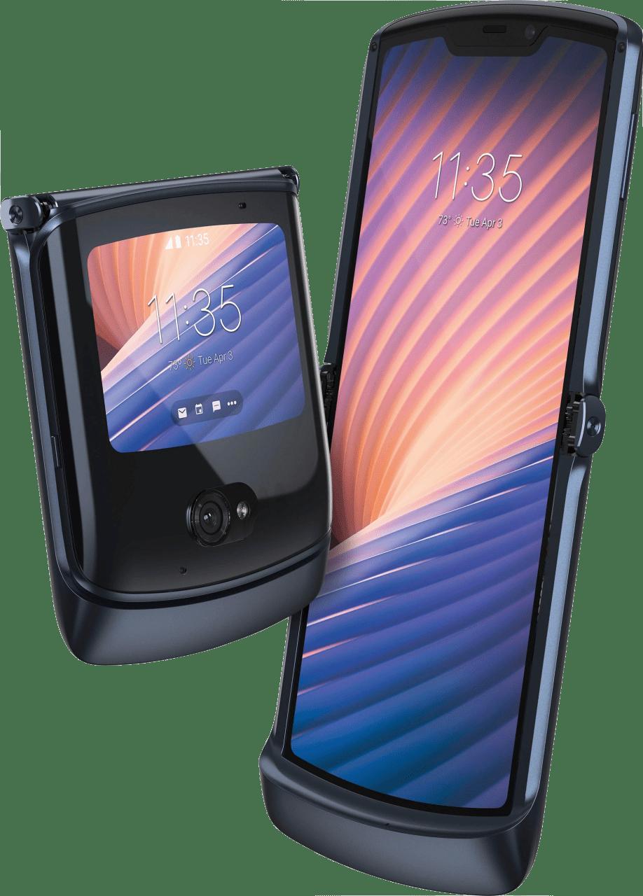 Schwarz Motorola Razr 256GB (2020).1