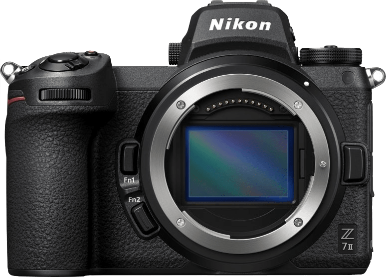 Black Nikon Z7 II Body.1