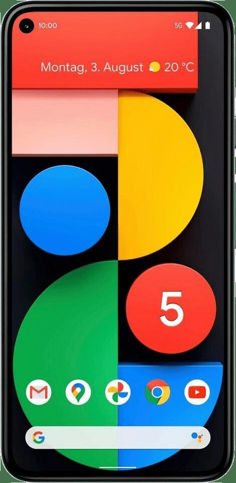 Sorta Sage Google Pixel 5 128GB.2