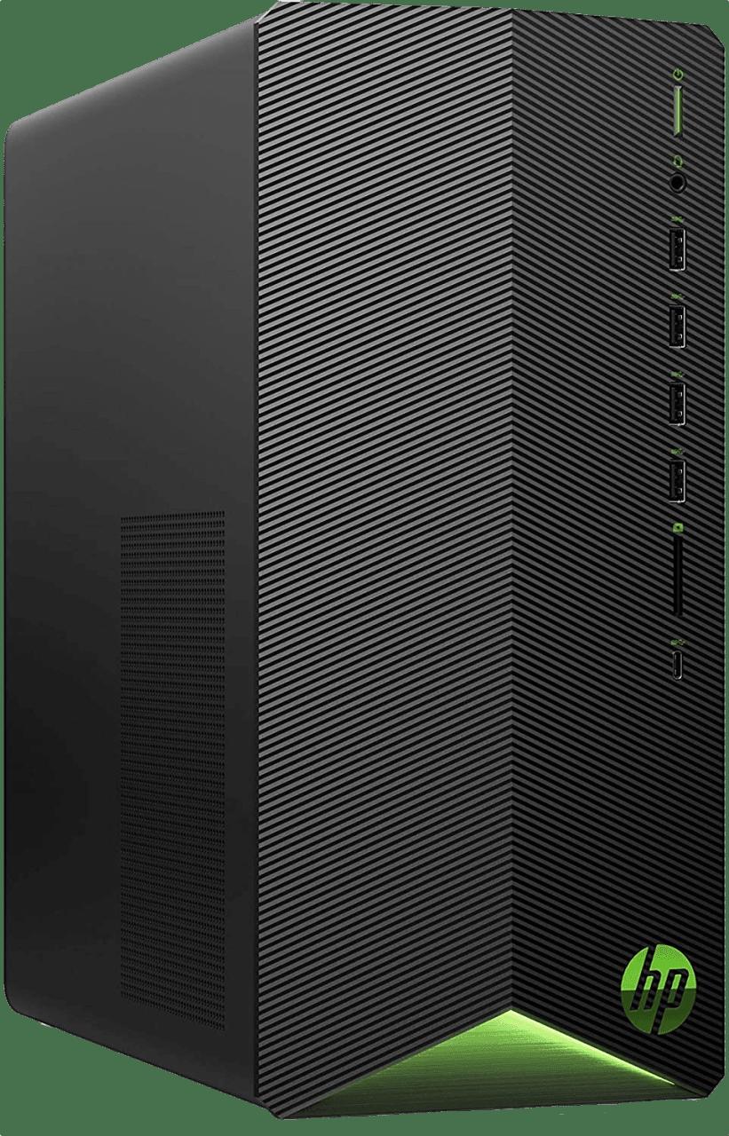 Shadow Black HP Pavilion Gaming TG01-0030ng.2