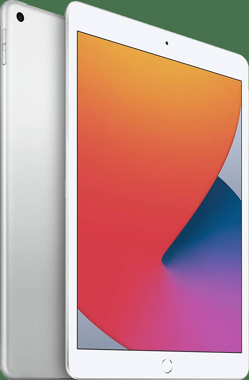 Zilver Apple iPad 128GB LTE (2020).2