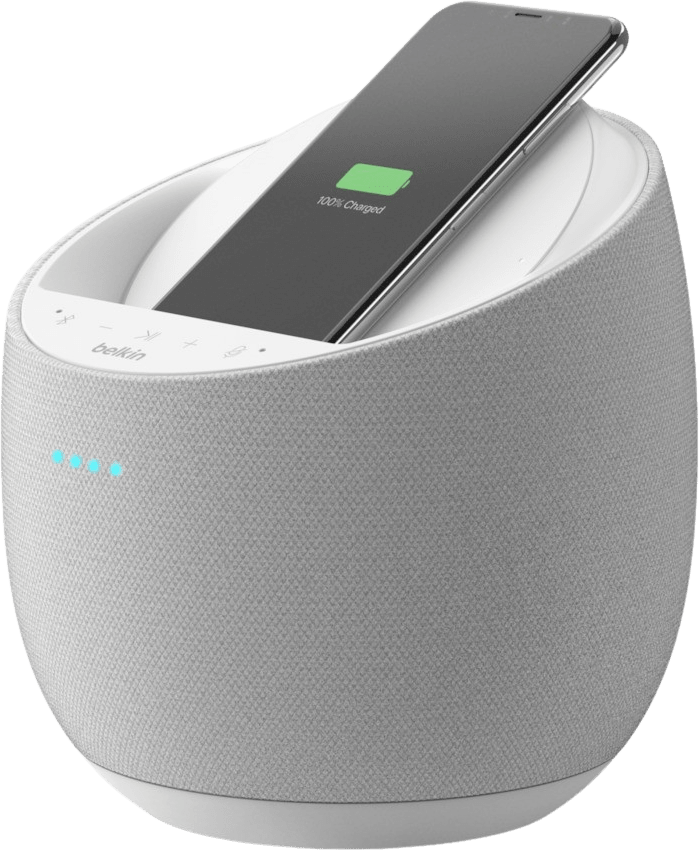 White Belkin Soundform Elite Hi-Fi Smart Speaker (Alexa & AirPlay2) Smart Speaker.1