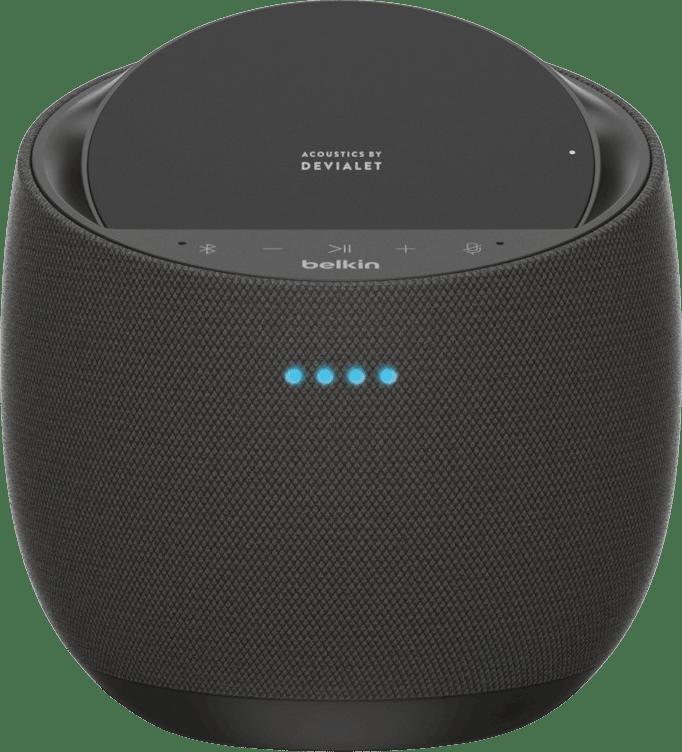 Schwarz Belkin Soundform Elite Hi-Fi Smart Speaker (Google Assistant) Smart Speaker.2